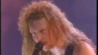 Metallica - The Frayed Ends Of Sanity ( Seattle 1989 )