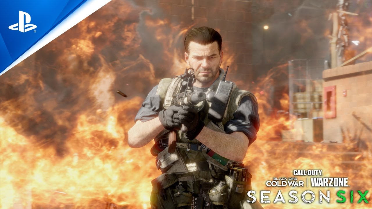 Tráiler de partida de la temporada 6 de Call of Duty: Black Ops - Cold War