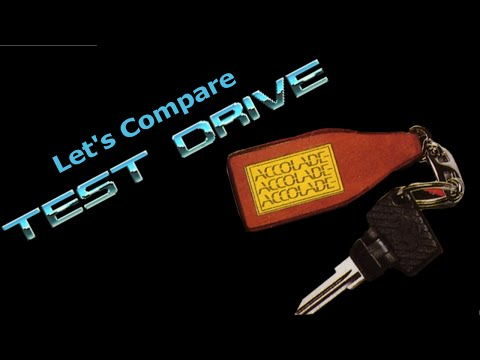 Let's Compare ( Test Drive )