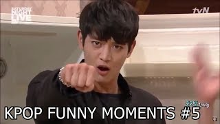 KPOP FUNNY MOMENTS #5