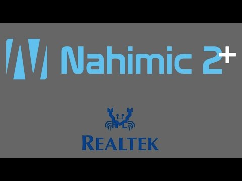 How to Install Nahimic 2 and Realtek Audio drivers Correctly on MSI Laptops [MSI GT72 Dominator Pro]
