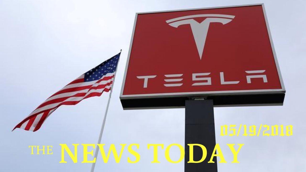 ISS sides against two Tesla directors, backs split of Musk's roles