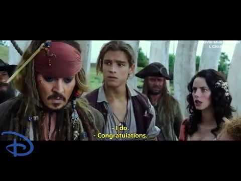 Pirates Of The Caribbean 5 Jack Sparrow ALL FUNNY SCENES HD