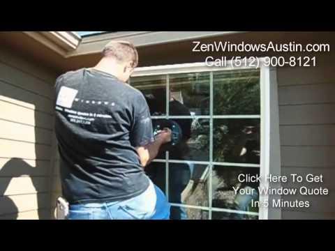 Window Replacement La Grange TX   (512) 900-8121   Vinyl Replacement Windows