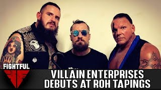 Villain Enterprises -- PCO, Brody King, Marty Scurll Debut At ROH Tapings | Fightful Wrestling