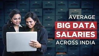 Average Big Data Salaries Across India 2018   Big Data Jobs in India 2018