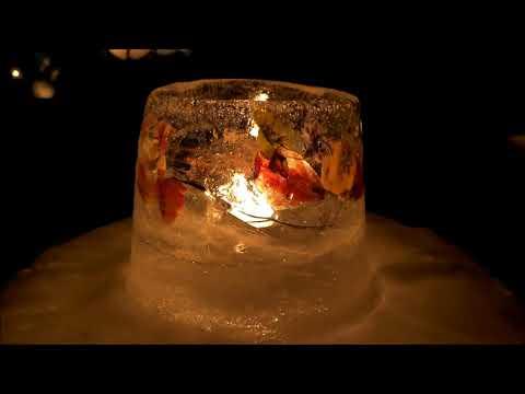 2018年 第20回小樽雪あかりの路 Snow light