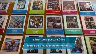 Materiales corresponden a contexto y a posturas políticas del momento, argumenta Educación; arma convocatoria para elaborar ejemplares, sin planes de estudio listos para  ciclo escolar 2021-2022