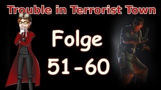 Trouble in Terrorist Town (Folge 51-60) - Best of Dhalucard