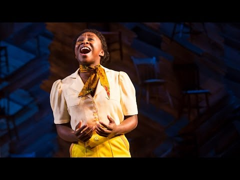The Color Purple Reprise - Broadway Cast 2015 Cynthia Erivo