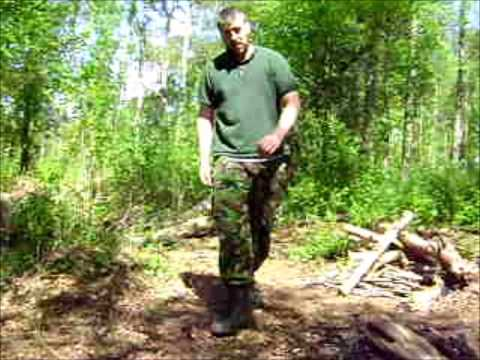 fieldcraft basics (moving tacticaly)