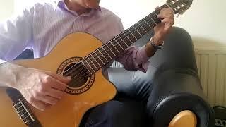Falling slowly~Glen Hansard & Marketa Irglova (Classic guitar cover)