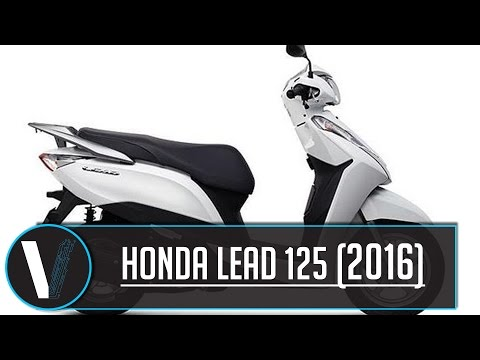 Honda Lead 125 review 2016