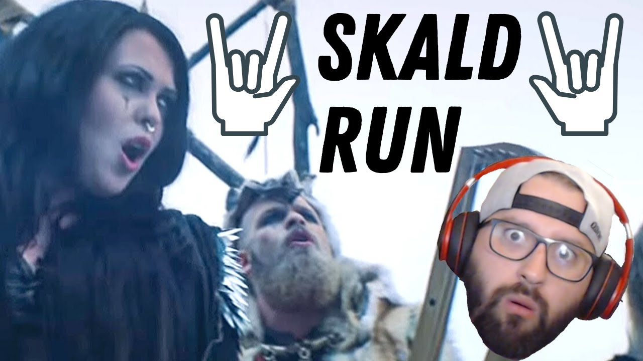 """Download SKALD - """"Run""""   First Time Hearing"""