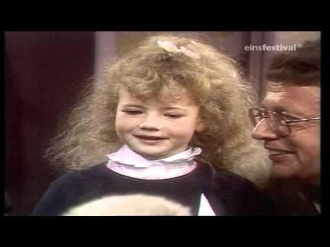 Dieter Thomas Heck Tochter Saskia Dein Papi Ist Dein Bester Freund Ard Wwf Club 21 05 1982