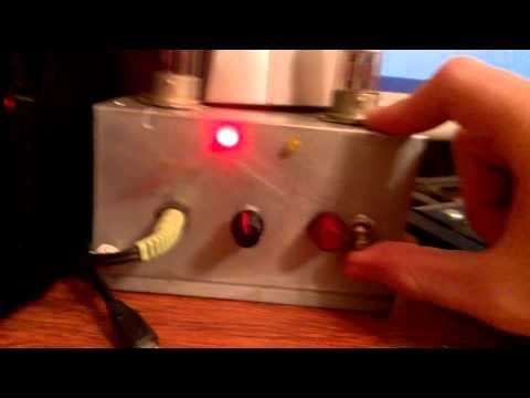 видео: Ламповый усилитель для наушников