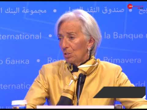 What IMF chief Lagarde said about child rape cases in India