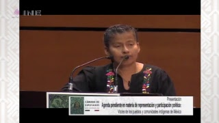 Voces de los pueblos y comunidades indígenas de México