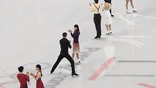 2018 平昌 PyeongChang Figure Skating Team Ice Dance Free