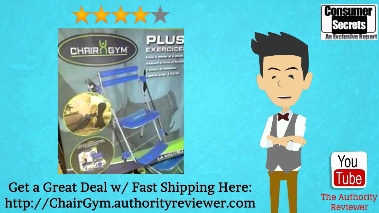 chair gym reviews or stool for bathroom review sale total body workout youtube