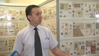 2021-09-09 г. Брест. Филателистический  проект.  Новости на Буг-ТВ. #бугтв