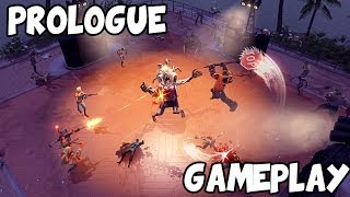 """Dead Island Epidemic Gameplay Part 1 """"Prologue"""" Playthrough Gameplay"""