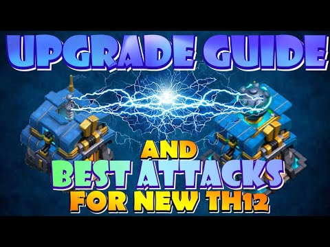 TH12 Upgrade Priority Guide 2019 And Best Farming And War Strategies For New TH12s