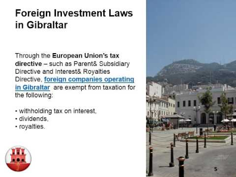 Why Is Gibraltar an Attractive Country for Investors