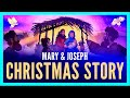 Mary and Joseph Christmas Story - Luke 2 | Sunday School Lesson For Kids | HD | ShareFaithKids.com