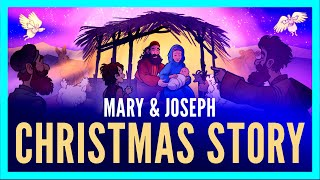 Luke 2 Mary and Joseph Christmas Story for Kids and Sunday School | HD Video | ShareFaithKids.com