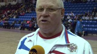 Первенство России по тяжелой атлетике в Старом Осколе