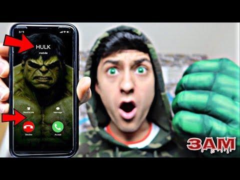 DO NOT CALL HULK AT 3AM!! *OMG I GOT SUPER POWERS*