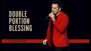 DOUBLE PORTION BLESSING   Pastor Martin