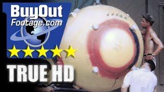 "HD Historic Stock Footage ATOMIC BOMB ""Fat Man"" DROPPED ON NAGASAKI"