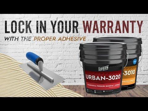 Urban Glue Bond Assurance