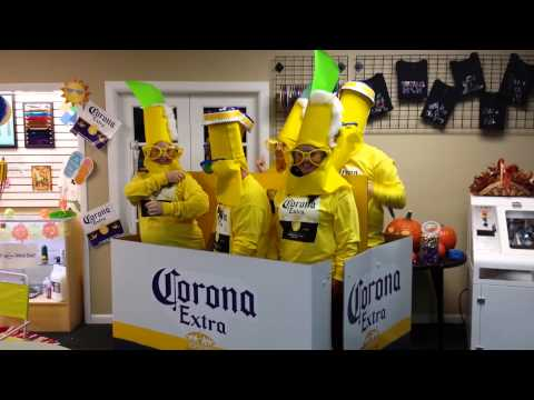 Colman And Company Wins Costume Contest Youtube