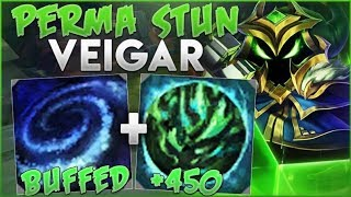 NEW VEIGAR BUFFS LET YOU PLACE CAGE EVERY 6 SECS?? VEIGAR SEASON 9 TOP GAMEPLAY! - League of Legends