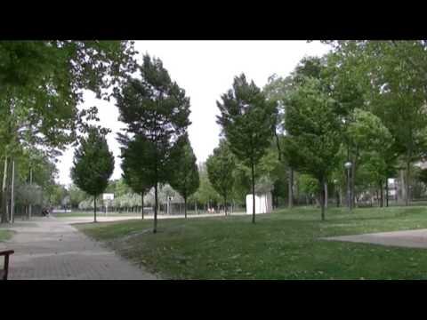 parques de Vitoria Gasteiz judimendi y Aranbizcarra (vídeo 1)