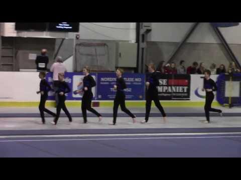 NM 2016 Haugesund Junior Gutter Trampett