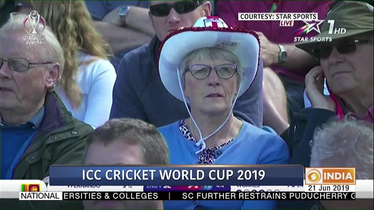 England suffer shock Cricket World Cup defeat against Sri Lanka