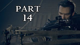The Order 1886 Walkthrough Part 14 - Confrontations & Brothers in Arms (PS4 Gameplay Commentary)