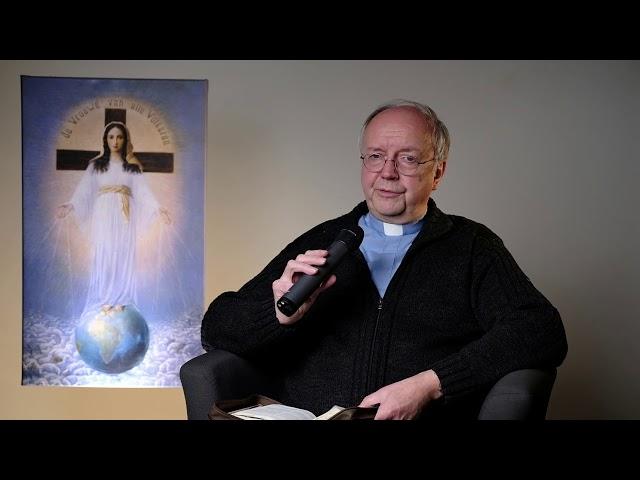 Wochenkommentar- Pfarrer Peter Meyer 15.01.21 #4