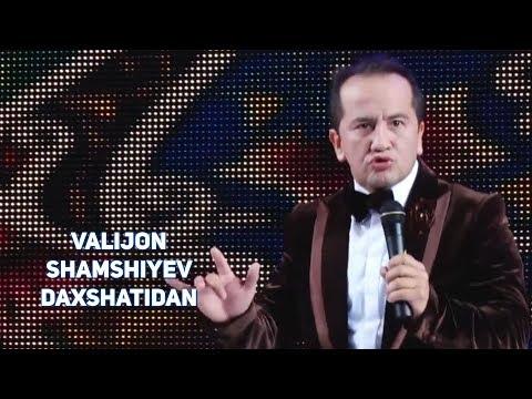 Valijon Shamshiyev - Buxoro, Andijon, Namangan, Toshkent, Surxondaryo, Qashqadaryo, Xorazm