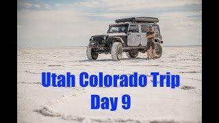 Download lagu Utah Colorado Overland Trip Day 9 NOA MP3
