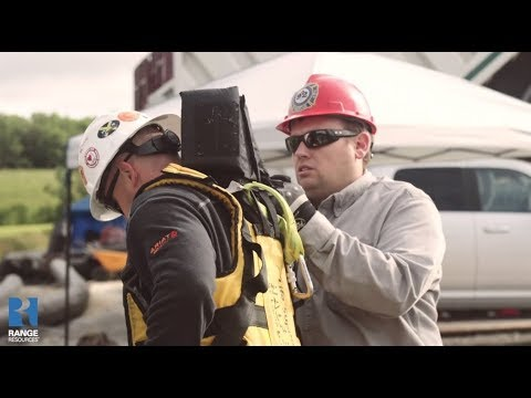 Operating a Safe Workplace: Range Resources Safety Week
