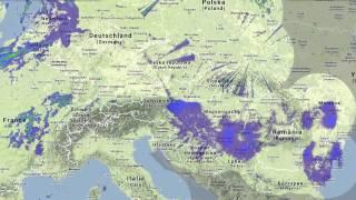 13.10.2013 - Radary ovlivňijí počasí