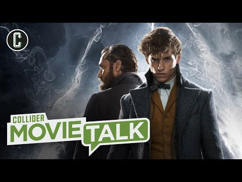 Is Fantastic Beasts 2 Hiding Johnny Depp? - Movie Talk