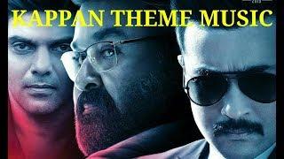 Kappan Teaser Theme Music | Surya | Harrish jayaraj | Cover By A.m.ehaya