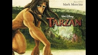 "Tarzan Soundtrack - ""Son Of Man"" by Phil Collins"