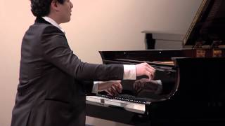 Ronald Noerjadi – Chopin Piano Competition 2015 (preliminary round)